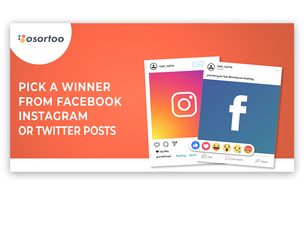 Pick a winner with Osortoo