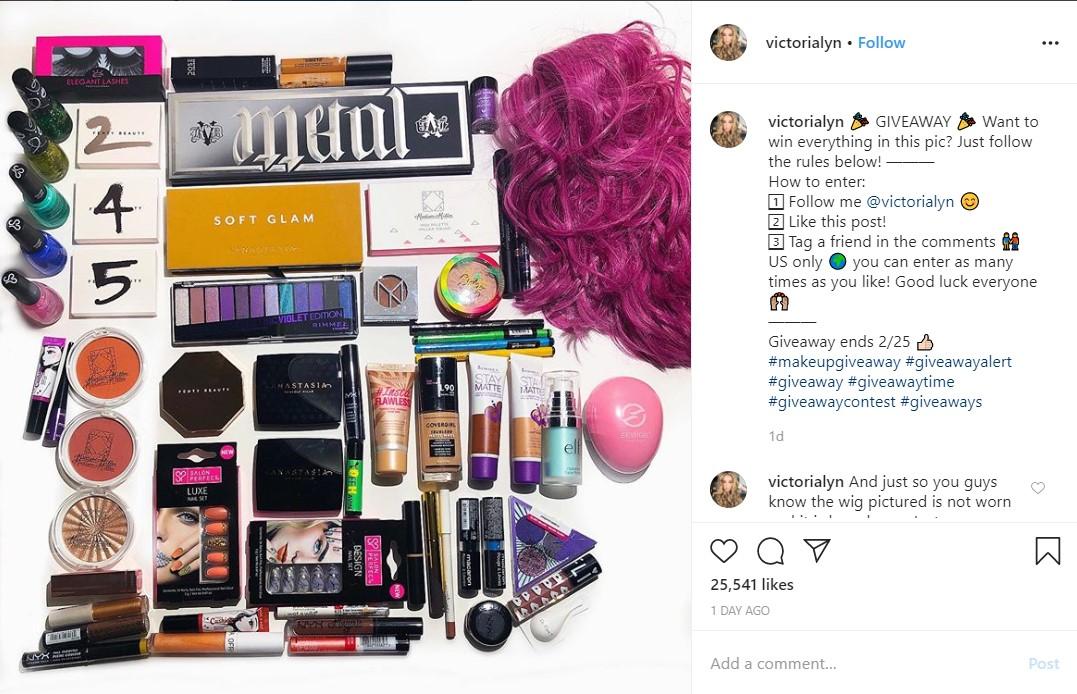 compilation de maquillage