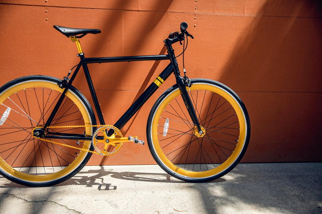 Bikes are great transport prize idea