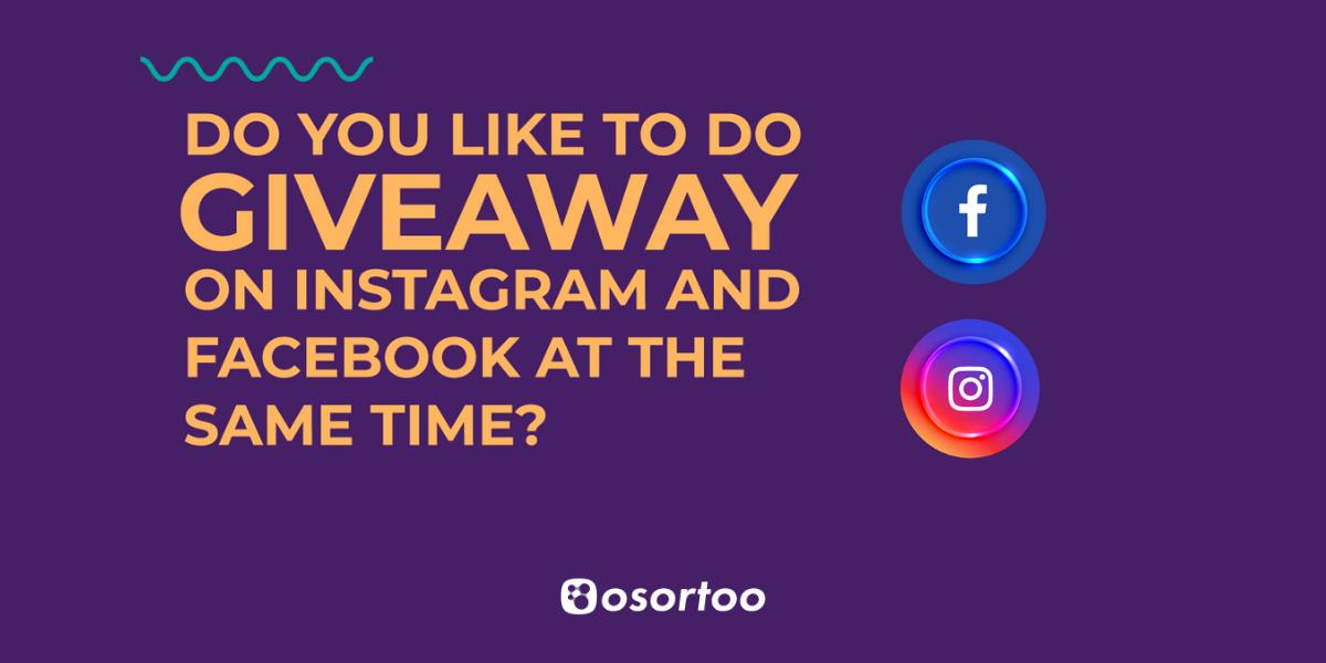 Random winner generator for Facebook and Instagram